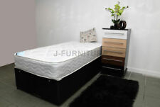 Fabric Medium Firm Modern Beds with Mattresses