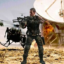 1/6 Terminator Diorama - For 1/6 John Connor Endoskeleton Hot Toys MMS95 MMS111