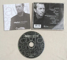 ERIC CLAPTON - THE BEST OF CLAPTON CHRONICLES / CD ALBUM
