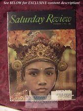 Saturday Review December 9 1961 ARCHIBALD MACLEISH DAVID ATTENBOROUGH