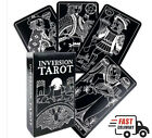 Inversion Tarot: A 78 Tarot Cards Deck English Language Divination Occult Oracle