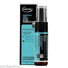 Comvita Propolis Oral Spray Extra-strength 20ml (20% UMF10 Manuka Honey)
