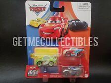 DISNEY PIXAR CARS MINI RACERS NEXT GEN CHASE RACELOTT PAUL CONREV 3 PACK $15+