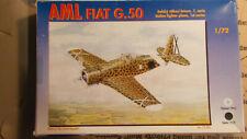 AML Fiat G.50 Open Box Factory Sealed Parts Package Czech Republic