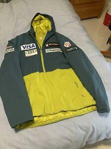 NEW Spyder US SKI TEAM Insulator Jacket Men's L