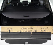 Trunk Shade BLACK Cargo Cover For Ford Edge 2011 2012 2013 low-equipped model A