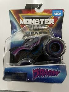MONSTER JAM Gears And Galaxies - DRAGON MIX 2. Rare