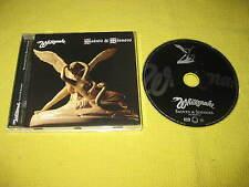 Whitesnake Saints & Sinners Remastered 2007 CD Album MINT Rock Bonus Tracks