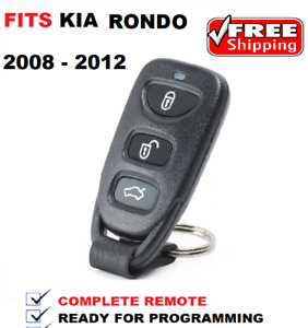 Key less Entry Remote control fob suitable for KIA RONDO 2008 to 2012 3+1