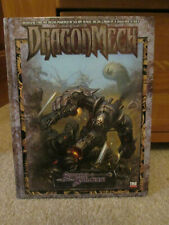 DRAGONMECH - SWORD & SORCERY RPG D20 CORE RULEBOOK 2004 - WW17600 HARDBACK