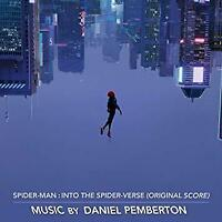 Spider-Man: Into The Spider-Verse (Original Score) - Daniel Pemberton (NEW CD)