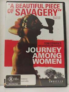 Journey Among Women Region Free DVD R18+ Violence & Nudity FREE SHIPPING........