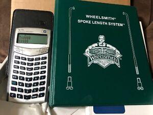 Wheelsmith Spoke Length System Calculator