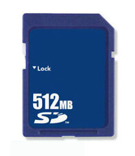SD 512MB Memory Card Standard Secure Digital For Camera Generic New W/Cases