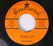Northern Soul 45 Jackie Wilson - The Way I Am / My Heart Belongs To Only You On
