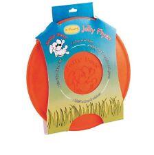 Flyer for Dog - Titanium Tough velvety soft Floating Orange