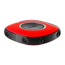 VUZE 360 Grad Kamera 3D 4K VR-Kamera Rot Red VITRINENAUSSTELLER Wie Neu