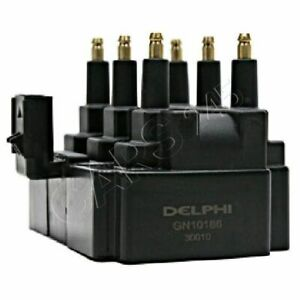 DELPHI Ignition Coil Unit For CHRYSLER GRAND VOYAGER TOWN & COUNTRY V6 2000