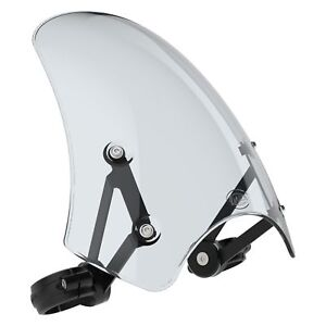 Indian Scout - Dart Marlin Flyscreen in Light Tint