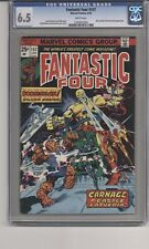 FANTASTIC FOUR  #157 CGC 6.5 WHPGS SILVER SURFER & DOC DOOM APPEARANCE
