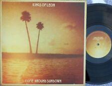 Kings Of Leon Orig Us 2Lp Come around sundown Nm 2010 Rca Alt Rock