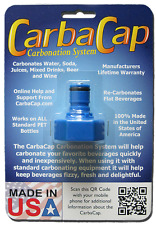 CarbaCaps in Bulk Wholesale only, Carbonation Systems, Carbonator