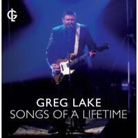 Lake, Greg - Songs Of A Lifetime Neuf CD