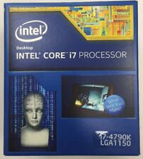 Intel Core i7-4790K Socket 1150 Haswell 4GHz (4.4Ghz) Turbo Quad-Core Processor