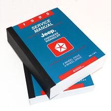 Jeep Shop Manual 1995 New Factory Service Manual