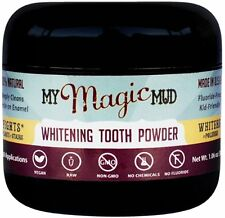 Whitening Tooth Powder, My Magic Mud, 1.06 oz