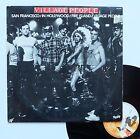 "Vinyle 33T Village People ""San Francisco/ In Hollywood"""