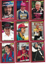 1992 Maxx Nascar Racing Cards Lot of 24
