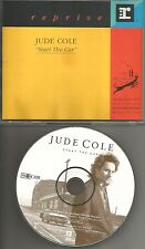 JUDE COLE Start the Car PICTURE DISC 1992 USA PROMO Radio DJ CD single MINT