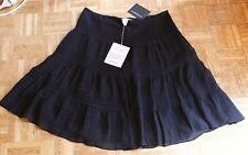 Magnifique jupe soie noire LA REDOUTE 40 NEUVE Val 34,90€