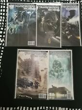 Transformers SECTOR 7 issues #1-5 - Transformers comics - IDW - Sector Seven