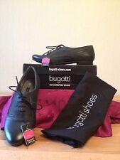 Bugatti Dandy Schnürer schwarz Gr.39 *neu*