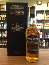 Glengoyne Sherry Cask 21 Jahre mit 0,2 L und 43% Schottischer  Whisky