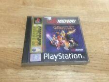 GAUNTLET LEGENDS Game PS1 Playstation 1 UK pal