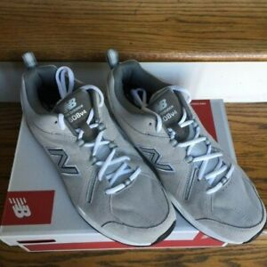 TWO Pair NEW BALANCE MX608V4 Men's Training Shoes One Pair gray, One Pair Brown