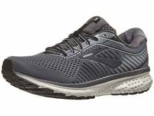 Brooks Men Ghost 12 Running Shoes 1103161D075 Black/Pearl/Oyster Sz 8 BR49