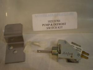 NEW OEM GENUINE KOLD-DRAFT ICE MACHINE PART 102121701 P & D PUMP DEFROST SWITCH