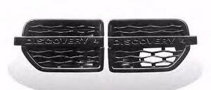 Land Rover Discovery 4 L319 LR4 2010-2013 Side Vent Grille Glossy Black