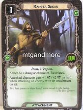 Lord of the Rings LCG - #145 Ranger Spear - The City of Corsairs
