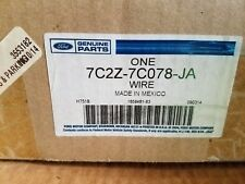 Ford Wire Assembly 7C2Z-7C078-JA USE OEM ON THIS JOB! FAST, FREE SHIPPING!!