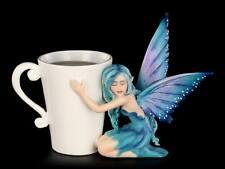 Amy Brown *Comfort* Fairy Figurine ~ Coffee & Tea Figurine ~ BNIB