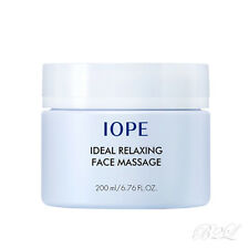 [IOPE] Ideal Relaxing Face Massage 200ml Free Ship(Track)
