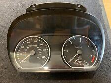 BMW série 1 E81 E82 E87 E88 instrument cluster speedo horloges 6947136 essence