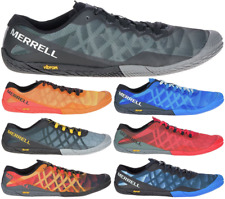 MERRELL Vapor Glove 3 Barefoot Trail Running Trainers Athletic Shoes Mens New