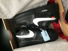 info for 73c9d 51d0f Off-White X nike air force 1 low -the Ten - EU 25 black