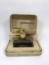 "Diorama Christian Dior Vaporisateur Vintage glass perfume bottle. 1 3/4"" high."
